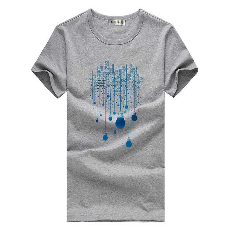 2019 Nova camisa Dos Homens T de Verão Promoções moda Hop Camisa gola Redonda manga curta T-shirt por atacado de moda mangas curtas