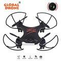 Global Drone GW009C 4CH Drone С Камерой Дронов Quadcopter Вертолет С Камерой HD Квадрокоптер Мини Drone VS JJRC H20