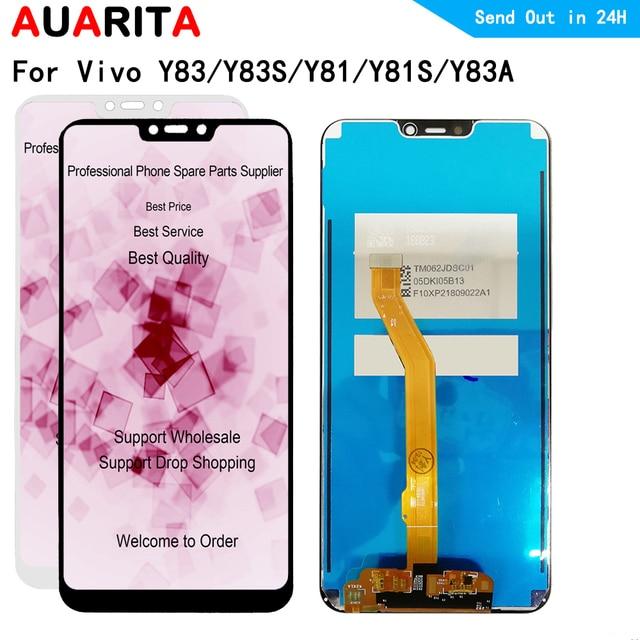 """6.22 """"LCDs pour Vivo Y83 Y83S écran LCD écran tactile capteur numériseur assemblée IPS LCD 720*1520 pour Vivo Y81 Y81S Y83A"""