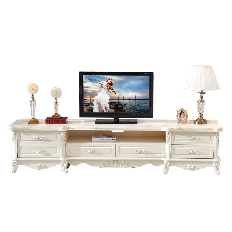 Mueble Para Riser Moderne China Lcd Lift Soporte Led European Wood Table Meuble Living Room Furniture Monitor Stand Tv Cabinet