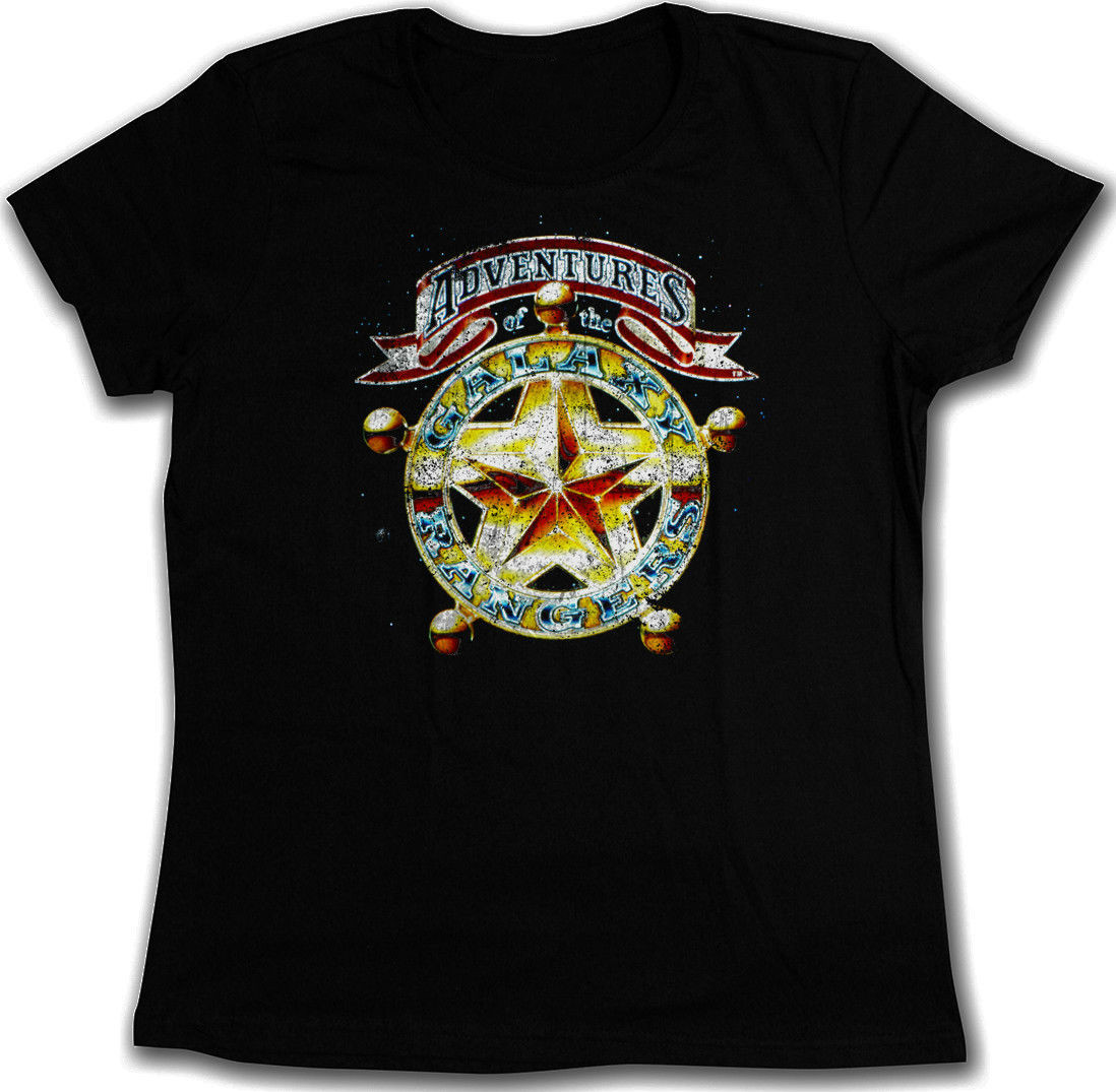 ADVENTURES OF THE GALAXY RANGERS Cartoon Comic Kult Series Fashion T-Shirts Summer Straight 100% Cotton image