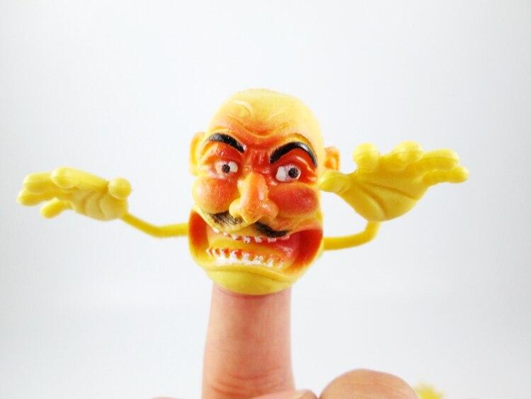 6 tipos de PVC novela de gran tamaño amarillo divertido viejo hombre - Figuritas de juguete - foto 5