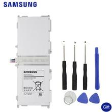 SAMSUNG Original Tablet Battery 6800mAh EB-BT530FBU EB-BT530FBC For Samsung GALAXY Tab4 Tab 4 SM-T530 T531 T533 T535 T537 T535 beautiful gitf new slim smart sleep cover case for samsung galaxy tab4 10 1 sm t530 t535 free shipping jan16