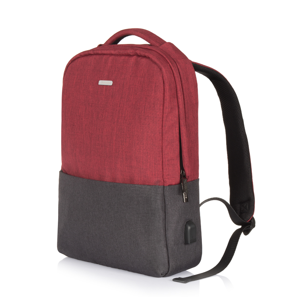 OSOCE Computer Backpack Laptop Notebook School Travel Bag with External USB Port Waterproof Man Busines Dayback Women Travel Bag