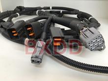 For JCB excavator 4HK1 4HK1-TC 4HK1T Harness 8-97362843-7 original 8-98002897-7 4HK1 engine wire harnessengine wire harness цена 2017