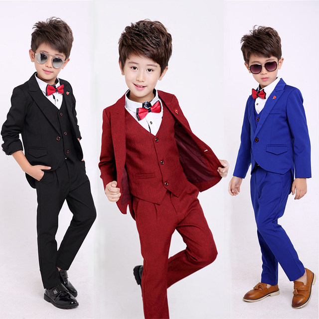 New Child Tuxedo for Piano performance High Quality Wedding Boy suit Kid Boys 2-12Years Old Costume Child tail  sc 1 st  Aliexpress & Online Shop New Child Tuxedo for Piano performance High Quality ...