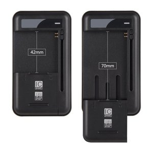 Image 3 - ユニバーサルバッテリー充電器 USB 出力ポート 3.8 V 高電圧三星銀河 S2 S3 S4 j5 、注 2 3