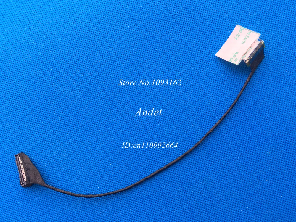 New Original HD+ 1920x1080 EDP Cable for Lenovo ThinkPad T540P W540 W541 LVDS LCD Screen Video Cable 04X5540 50.4LO04.012