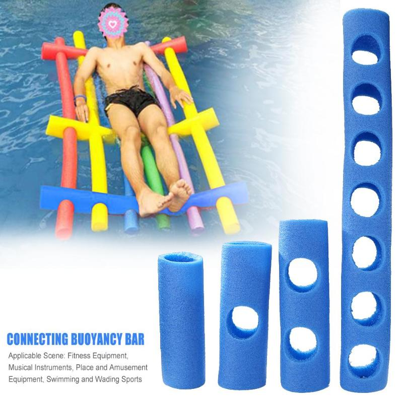 Connecting Buoyancy Bar Swimming Ring Connector For Wading Fitness Sports  Swimming Pool Floating Swimming Mattress Sea Swimming