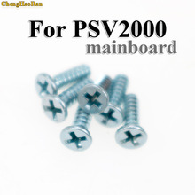 ChengHaoRan for Sony PS Vita PSV 1000 2000 Replacement Philips Head Screws For Game Console