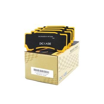 Piezas de freno de coche DICASE pastillas de freno para calibrador de freno modificado estilo de coche