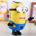 Despicable me 2 speaker mini hifi altifalante mp3 4 player amplificador micro sd tf usb disk computer minions