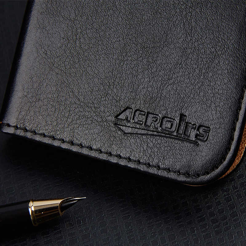 Роскошный чехол-кошелек из искусственной кожи для мобильного телефона Fly Cirrus 11 FS517 с подставкой и держателем для карт в винтажном стиле