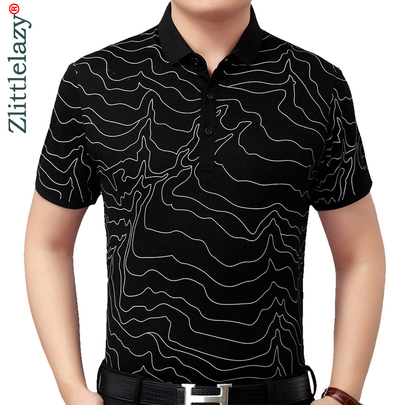 Plus Size Mens Polo Shirt Jersey T-Shirt Short Sleeve Slim Fit S—XXXXXL Filmy
