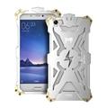 Саймон Металла Алюминиевый Жесткий Броня ТОР ЖЕЛЕЗНЫЙ ЧЕЛОВЕК Телефон case задняя Крышка для Xiaomi mi3 mi4 mi5 mi4i mi4c mi4s Redmi Note 1 2 3 4
