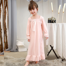 Nightgowns For Girls Nightgown Kids Nightgowns Children Girls Sleep Wear 8236 недорого
