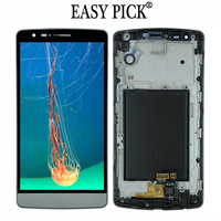 For LG G3 S D722 D725 D728 D722K LCD Display Touch Screen Digitizer Assembly with frame For LG G3 Mini
