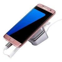Мобильный телефон сигнализация Дисплей Подставка для Samsung Galaxy Android-смартфон Huawei Xiaomi Micro USB телефон