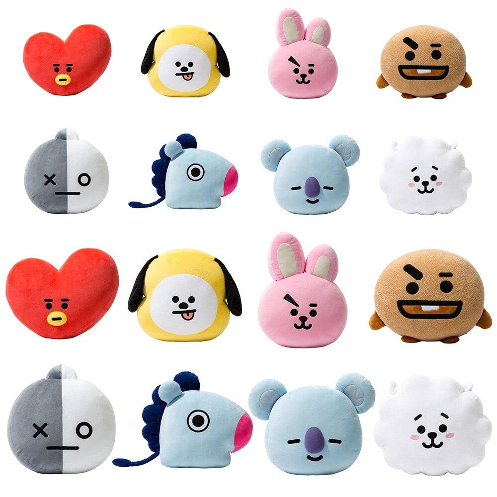 Rainbox 1pcs 45 55cm Plush Kpop BTS Bangtan Boys Kim Tae Hyung V Jung Kook Rabbit