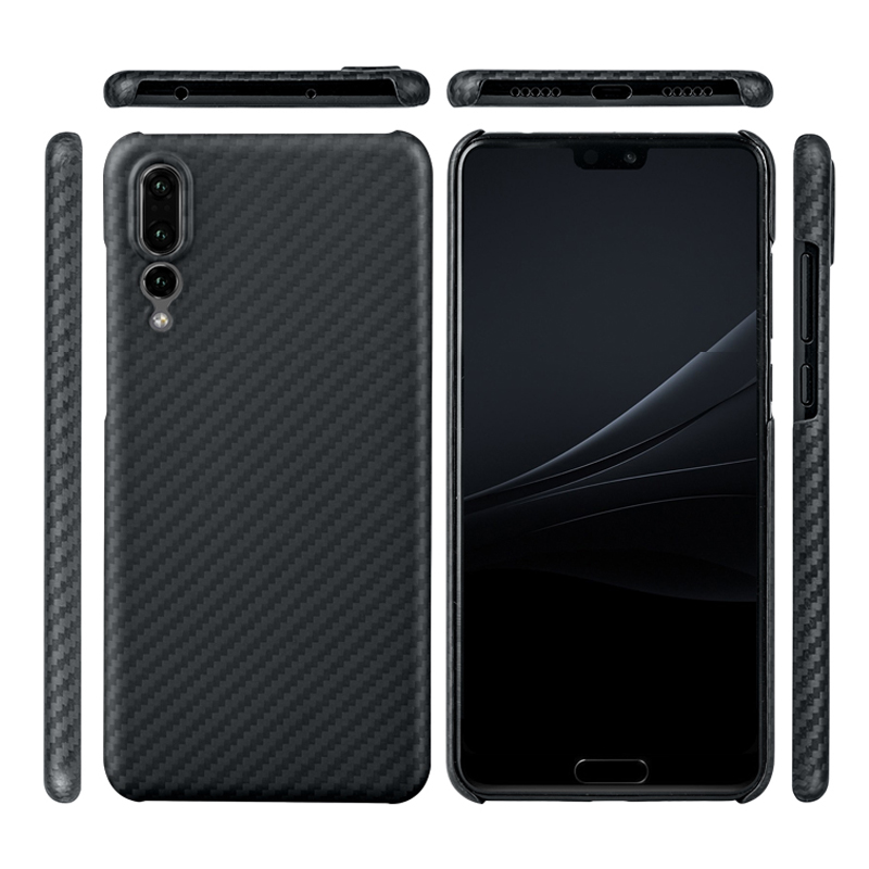 Image 5 - Carbon Fiber Case for Huawei P20 P20 Pro Case Matte Cover for  Huawei P30 Mate 20 Pro Mate 30 30 Pro 10 Pro Case Ultra Thin  CoverFitted Cases