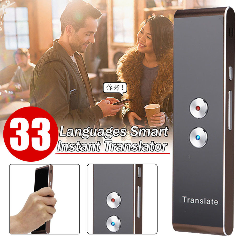 drop shipping Easy Trans Smart Language Translator Instant Voice Speech BT 33 Languages Jn.28 jn 11161029jn