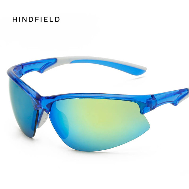 cd9d2cf982c3 Hindfield Men Sunglasses Road Sports Glasses Mountain Protection Goggles  Car Eyewear Male Outdoor Sun Glasses Ciclismo