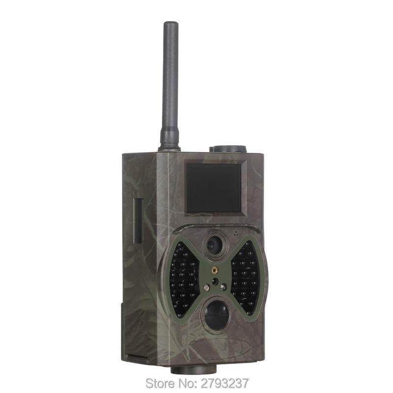 12MP 940NM Scouting Hunting Camera motion sensor FHD 1080P GPRS MMS Digital infrared Trail Camera HC300M photo trap hc300m scouting hunting camera gprs mms digital 940nm black infrared trail camera solar panel battery
