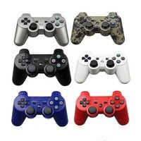 EastVita Für PS3 Drahtlose Bluetooth Spiel Controller 2,4 GHz 7 Farben Für SIXAXIS Playstation 3 Control Joystick Gamepad r25