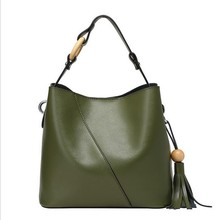 Genuine Leather Bags Ladies Real Leather Bags Women Handbags Casual Tote High Quality Large Capacity Female Fashion bolsa