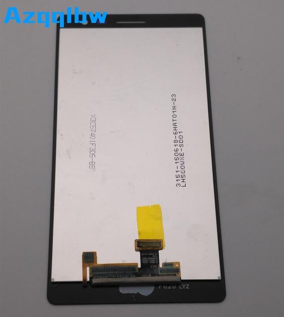 Azqqlbw para lg zero h650 h650k h650e display lcd tela de toque digitador assembléia para lg zero h650 h650k h650e display + ferramentas