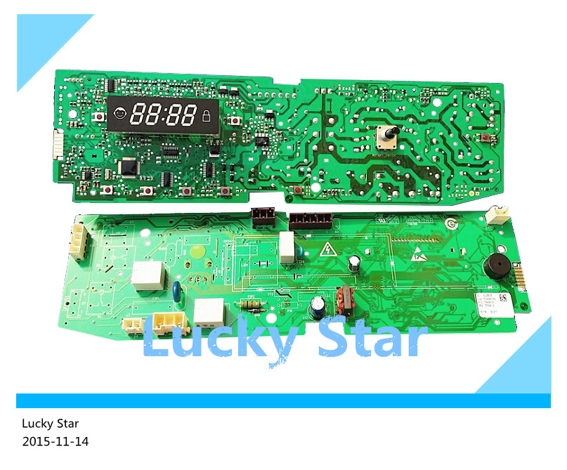 100% new good High-quality for Haier washing machine Computer board XQG50-B8866 XQG50-B10866 0024000219C board good working high quality for lg washing machine computer board wd n10310d ebr61282428 ebr61282527 board