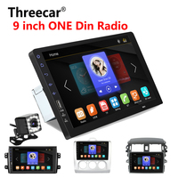 Mirrorlink Android Bluetooth Car Multimedia MP5 Player 2DIN For Toyota Corolla Ford Focus 2004 2011 Car Radio No Android