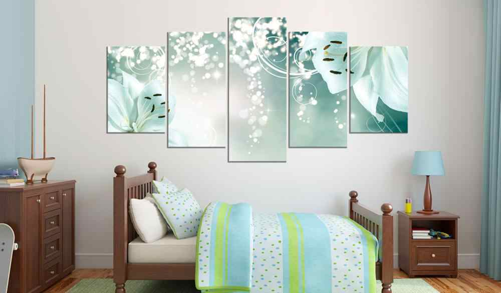 5 Panel Wall Pictures for Living Room Picture Print Painting On Canvas Wall Art Home Decor Living Room Canvas Print/PJMT-B (261)