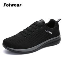Fotwear Men Sneakers Casual Shoes Super Lightweight sneakers Mesh Uppers to Breathable Good wet floor Traction Walking