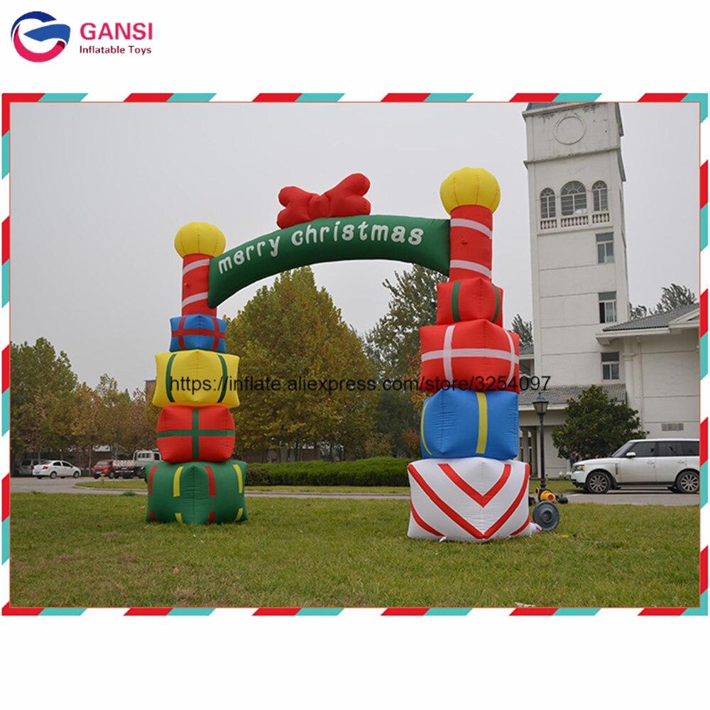 inflatable christmas 02