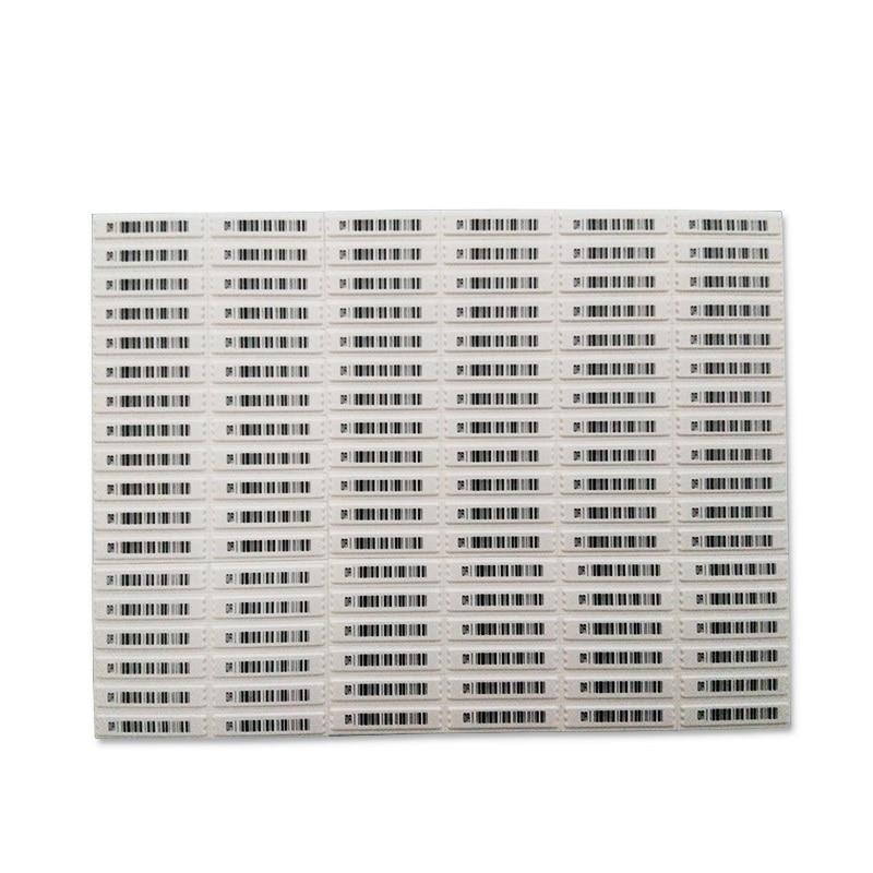 108PCS DR 58K Anti-shoplifting Soft Label For EAS System