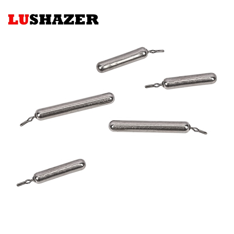LUSHAZER tungsten fishing sinker weights fishing lead head 3.5g-10g fishing accessories carp fishing tackle free shipping 2017 hot fishing bait cage carp fishing accessories swivel with line hooks for fishing tackle free shipping