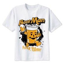beer t-shirt men 2017 T-Shirt Men Novelty T Shirts Tops Short Sleeve Tshirt Free Shipping