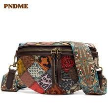 Fashionable leather bag stitching embossed diagonal cross bag color charming shell bag shoulder croc embossed winged bag