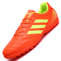 Men Boy Kids Football Shoes Sneakers Turf Superfly Futsal Men Women Outdoor Soccer Cleats Athletic