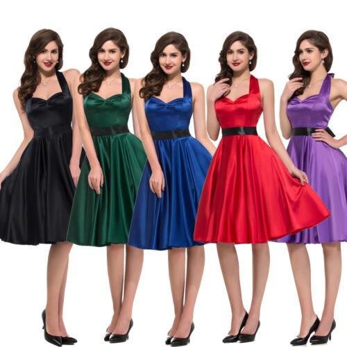 5c6c9a40d7 vestidos dama de honor pin up
