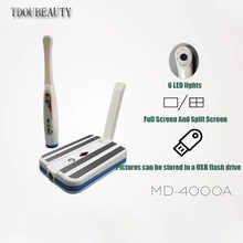 MD-4000A HDMI High Definition Dental Camera For Decayed Tooth, Dental Plaque And alculus With Special Wavelength Blue LEDs - DISCOUNT ITEM  10% OFF All Category