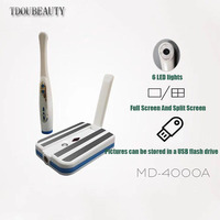 MD 4000A HDMI High Definition Dental Camera For Decayed Tooth, Dental Plaque And alculus With Special Wavelength Blue LEDs