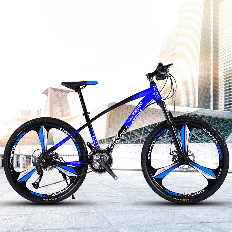 26 Inch Adult Mountain Bike For Man And Women 21 Speed Outdoor Sports Mtb Bicicleta