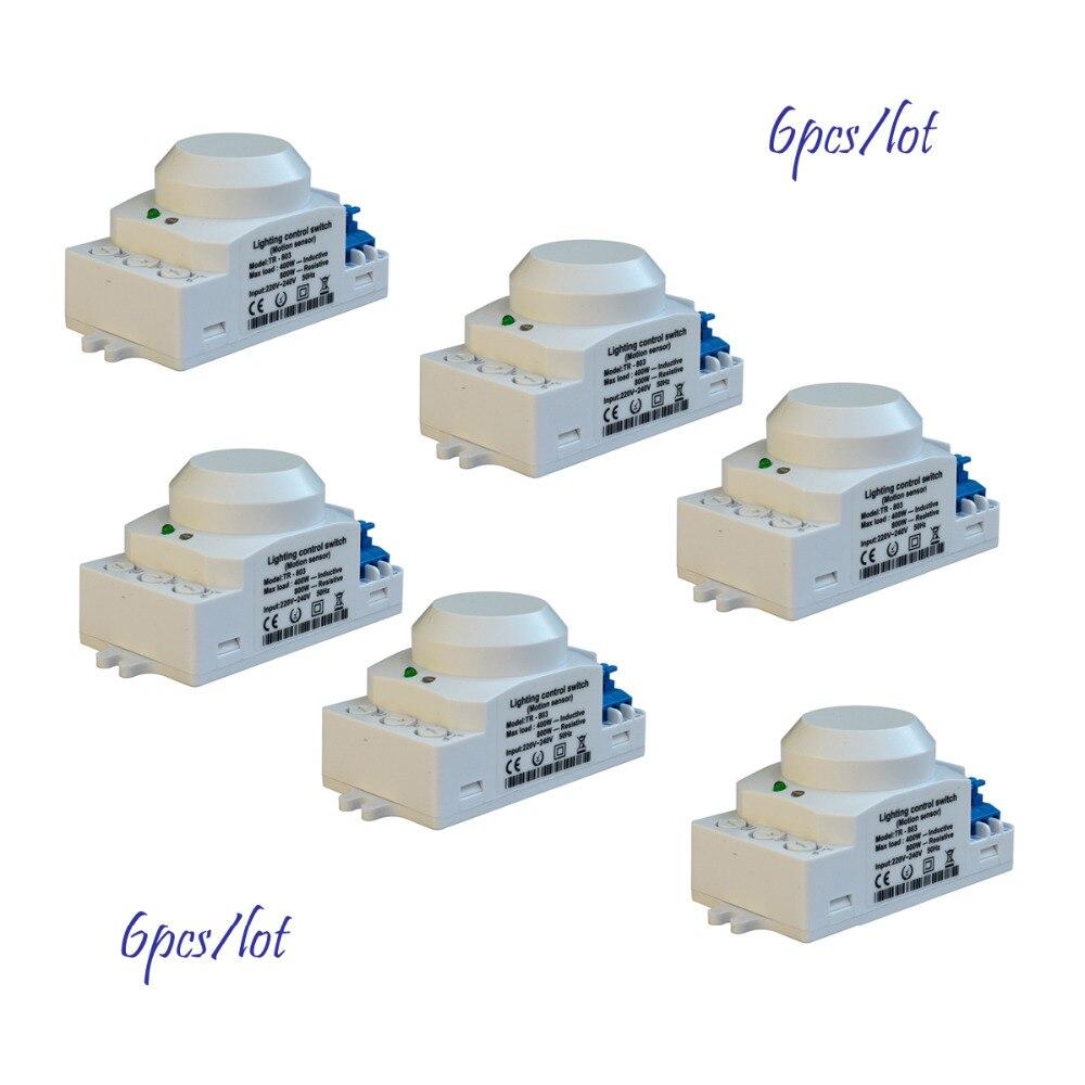 ღ ღ6 unids/lote inteligente inducción microondas de alta ...