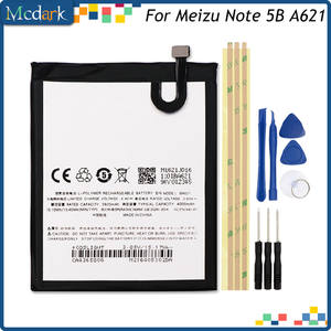 Batterie Note BA621 Meizu 4000mah for 5-battery/Meilan/Note5/M5 Accumulator--Tools