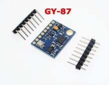 GY-87 10DOF Модуль MPU6050 HMC5883L BMP180 GY87 GY87 Модуль Датчика Для Arduino
