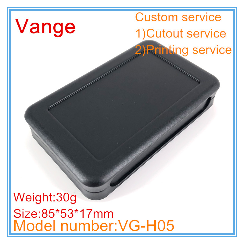 Plastic Electronics enclosure Box 85*53*17mm