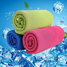 GGGGGO HOME,30x100cm Size Microfiber cool fabric Sports Towel/beach towel,quick-dry for Swimming/Travel/Gym/tennis sport