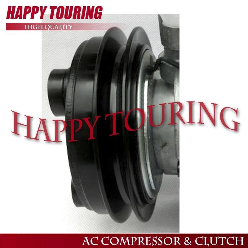 8973694150 78972366371 auto ac compressor and clutch for ISUZU D-MAX 2.5D 3.0TD